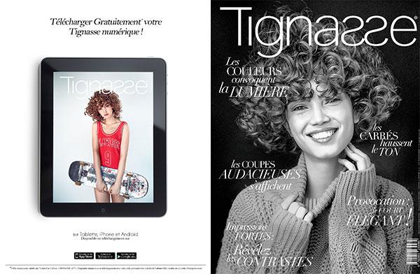 Book Tignasse n° 7